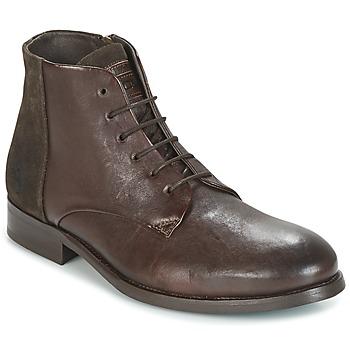 Zapatos Hombre Botas de caña baja Kost MODER Marrón