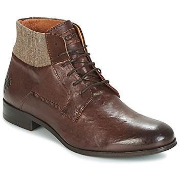 Zapatos Hombre Botas de caña baja Kost CRIOL V3 Marrón