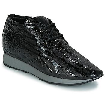 Zapatos Mujer Botas de caña baja Maruti GIULIA Negro