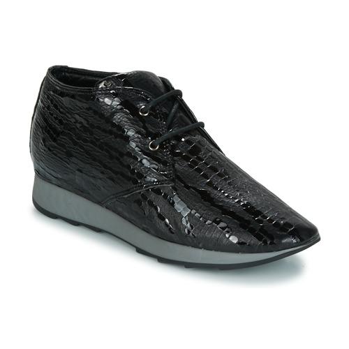 Cómodo y bien parecido Zapatos especiales Maruti GIULIA Negro