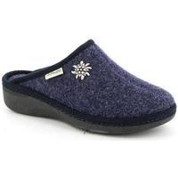 Zapatos Mujer Pantuflas Grunland DSG-CI0938 BLU