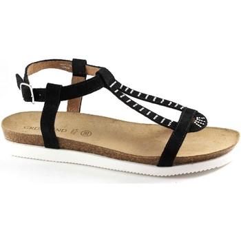 Zapatos Mujer Sandalias Grunland GRU-E17-SB0685-NE Nero