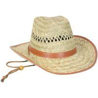 Accesorios textil Hombre Sombrero Kebello Chapeau 24012 beige