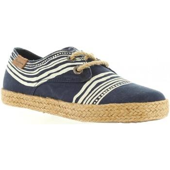 Zapatos Niños Alpargatas Pepe jeans PBS10069 BAHATI Azul