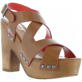 Zapatos Mujer Sandalias Pepe jeans PLS90152 JOPLIN Marr?n