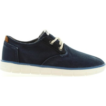 Zapatos Niños Zapatos bajos Pepe jeans PBS30166 RACE Azul