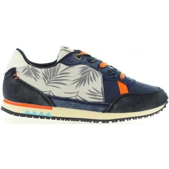 Zapatos Niños Deportivas Moda Pepe jeans PBS30177 SYDNEY Azul