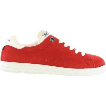 Zapatos Niños Deportivas Moda Pepe jeans PBS30209 MURRAY Rojo