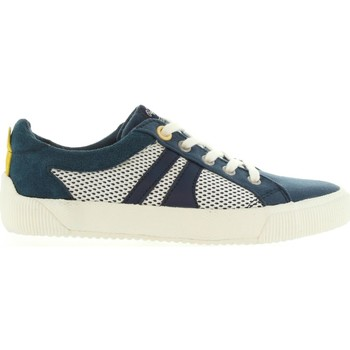 Zapatos Niños Deportivas Moda Pepe jeans PBS30171 GARETH Azul