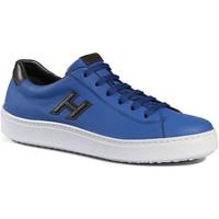 Zapatos Hombre Zapatillas bajas Hogan HXM3020W550ETV809A blu