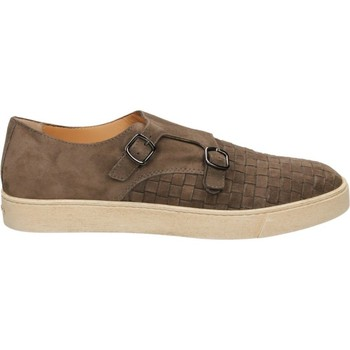 Zapatos Hombre Running / trail Santoni DERBY DOPPIA FIBBIA MISSING_COLOR