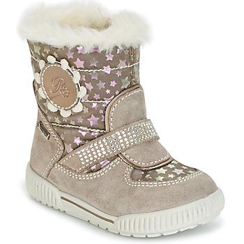 Zapatos Niña Botas de caña baja Primigi TITI-E GORE-TEX Beige