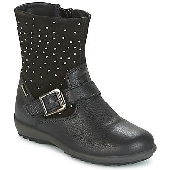 Zapatos Niña Botas urbanas Primigi PCIGT 8569 Negro