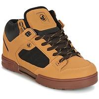 Zapatos Hombre Zapatillas altas DVS MILITIA BOOT Negro
