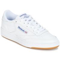 Zapatos Zapatillas bajas Reebok Classic CLUB C 85 Blanco