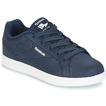 Zapatos Niño Zapatillas bajas Reebok Classic REEBOK ROYAL COMPLE Marino