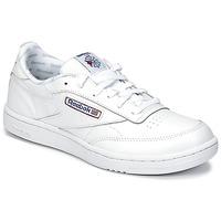 Zapatos Niños Zapatillas bajas Reebok Classic CLUB C Blanco
