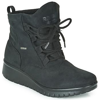 Zapatos Mujer Botas de caña baja Romika VARESE N08 Negro