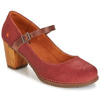 Zapatos Mujer Zapatos de tacón Art SALZBURG Rojo