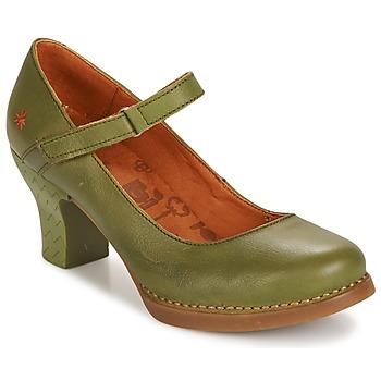 Zapatos Mujer Zapatos de tacón Art HARLEM Kaki