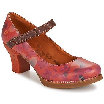 Zapatos Mujer Zapatos de tacón Art HARLEM Rojo