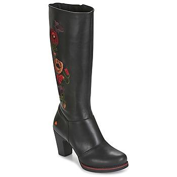 Zapatos Mujer Botas urbanas Art GRAN-VIA Negro