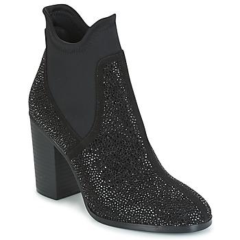 Zapatos Mujer Botines Café Noir JORDE Negro