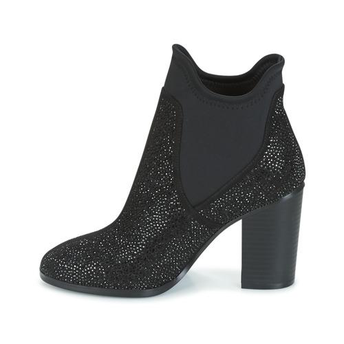 Café Negro Botines Noir Zapatos Jorde Mujer 0P8nwkO