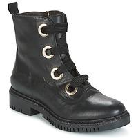 Zapatos Mujer Botas de caña baja Café Noir MAR Negro
