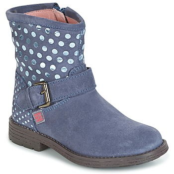 Zapatos Niña Botas de caña baja Agatha Ruiz de la Prada VAGABUNDA AGATHA Azul