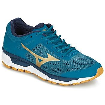 Zapatos Hombre Running / trail Mizuno MIZUNO SYNCHRO MX 3 Azul