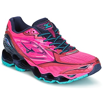 Zapatos Mujer Running / trail Mizuno WAVE PROPHECY 6 (W) Rosa