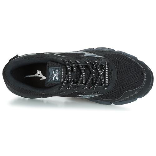 Los últimos zapatos de descuento para hombres y mujeres Zapatos especiales Mizuno WAVE KIEN 4 G-TX (W) Negro