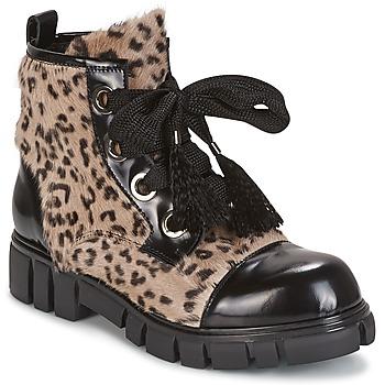 Zapatos Mujer Botas de caña baja Now ARRABIATA Negro