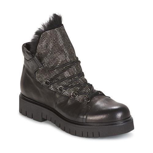 Zapatos casuales salvajes Zapatos especiales Now BIANCO Negro
