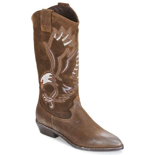 Urbanas Now Mujer Botas Saturna Marrón Zapatos bf6gyY7