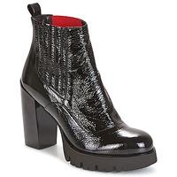 Zapatos Mujer Botines Now NAPLAK Negro