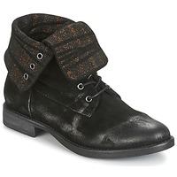 Zapatos Mujer Botas de caña baja Now BIANCA II Negro