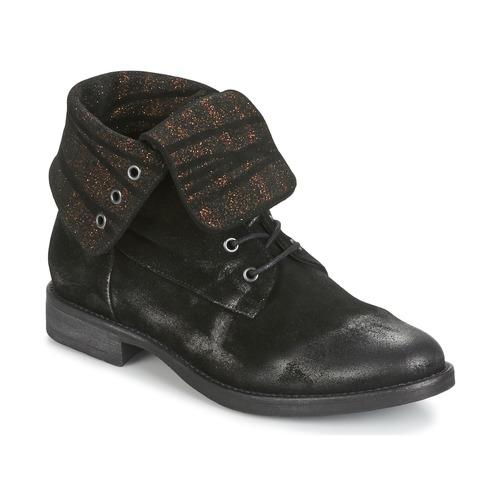 Mujer Caña Negro De Bianca Zapatos Botas Now Baja Ii PkiOXZu