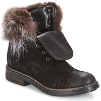 Zapatos Mujer Botas de caña baja Now BIANCA III Negro
