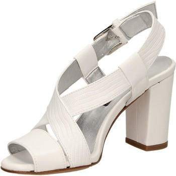 Zapatos Mujer Richelieu L'amour VELOUR Blanco