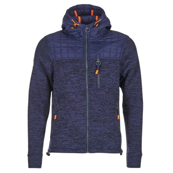 textil Hombre sudaderas Superdry MOUNTAIN QUILTED SHERPA Marino