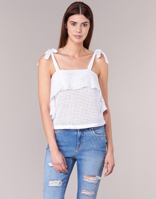 textil Mujer Tops / Blusas Moony Mood GEMA Blanco