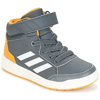 Zapatos Niño Zapatillas altas adidas Performance ALTASPORT MID EL K Gris