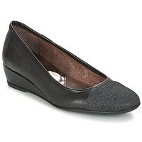Zapatos Mujer Zapatos de tacón Stonefly MAGGIE II 3 BIS GL/N Negro