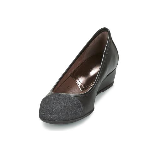 De Tacón Stonefly Tacón Stonefly De Zapatos Tacón Zapatos Negro Negro Zapatos De UzVjqSpLMG