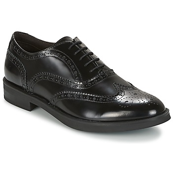Zapatos Hombre Derbie Stonefly CLASS II 2 BRUSH OFF Negro