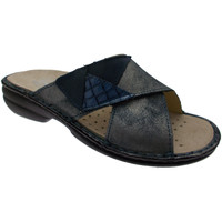 Zapatos Mujer Zuecos (Mules) Loren LOM2657bl blu