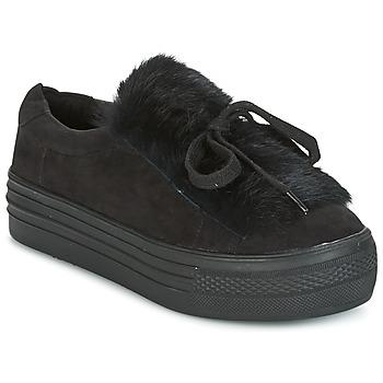 Zapatos Mujer Zapatillas bajas Coolway PLUTON Negro
