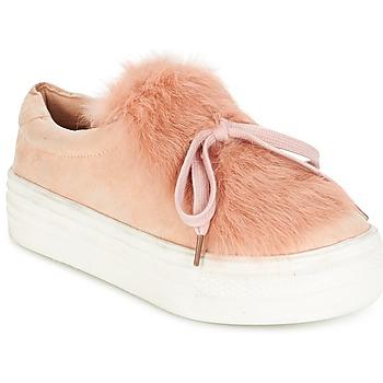 Zapatos Mujer Zapatillas bajas Coolway PLUTON Rosa